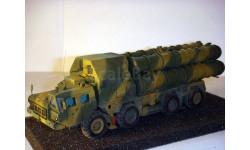 пусковая с-300, масштабная модель, МАЗ, пст, scale72