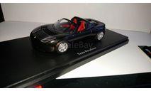 Tesla Roadster, масштабная модель, Schuco, scale43