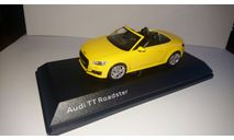 Audi TT Roadster, масштабная модель, Kyosho, scale43
