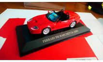 Ferrari 550 BARCHETTA, масштабная модель, IXO Ferrari (серии FER, SF), scale43