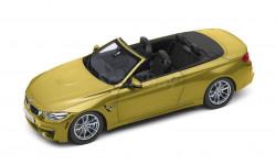 BMW M4 Cabrio F83.1/18, paragon