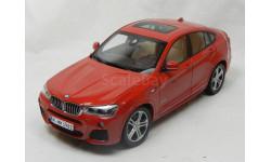 BMW X4 F26, 1/18, Paragon, масштабная модель, 1:18, Paragon Models