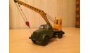 Газ-51 кран, масштабная модель, Конверсии мастеров-одиночек, 1:43, 1/43