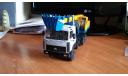 МАЗ 63171 планировщик СВЯТОВИТ BY Volk, масштабная модель, scale43