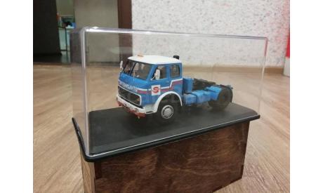 МАЗ 504 В СТА AD Modum 2019 год выпуска, масштабная модель, 1:43, 1/43
