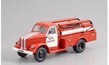 АЦУ-20(51)-60 'поселок Фанерное', красный DIP, масштабная модель, ГАЗ, DiP Models, scale43