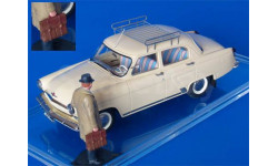 ICV034 ГАЗ М-21Л 'Волга' из к/ф 'Берегись автомобиля' 1962 г.