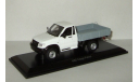 УАЗ Патриот пикап (белая кабина,ранний) 4x4 DIP, масштабная модель, DiP Models, scale43