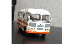 ПАЗ 672, масштабная модель, Советский Автобус, 1:43, 1/43