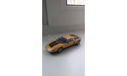 Суперкары №65 Mercedes-Benz C111, журнальная серия Суперкары (DeAgostini), Суперкары. Лучшие автомобили мира, журнал от DeAgostini, 1:43, 1/43