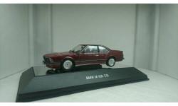BMW M635 CSi 1983 karminred metallic