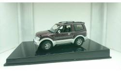 Mitsubishi Pajero SWB 2 DRS SUV 1999 Purple