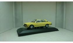 BMW 520 E12  1972-76  yellow