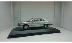 BMW 520 E12  1972-76  silver metallic