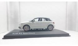 Audi A1 Sportback, 2012, Glacier White