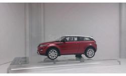 Range Rover Evoque 2011 Firenze red metallic, масштабная модель, 1:43, 1/43, Century Dragon