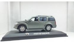 Nissan Pathfinder dark grey metallic