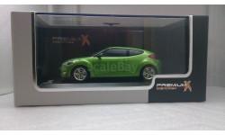Hyundai Veloster Green, 2012