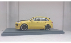 Porsche Cayenne Hamann Guardian, Yellow/carbon, масштабная модель, Neo Scale Models, 1:43, 1/43