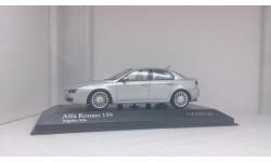 Alfa Romeo 159 silver, масштабная модель, Minichamps, 1:43, 1/43