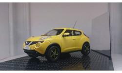 Nissan Juke yellow dealer edition