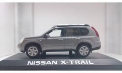 Nissan x-trail t31, grey metallic