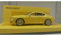 Bentley Continental GT «Linea Giallo», 2008