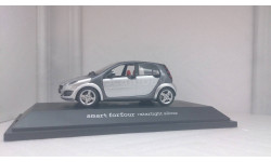 Smart ForFour 2004 silber grey