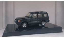 Land Rover Discovery XS V8 1994 black