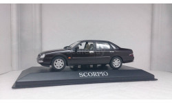 Ford Scorpio Limousine 1996 dark brown, редкая масштабная модель, Minichamps, 1:43, 1/43