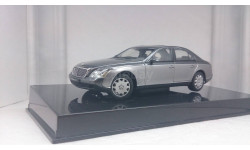 MAYBACH 57 SWB 2003, himalayas grey dark / himalayas grey bright