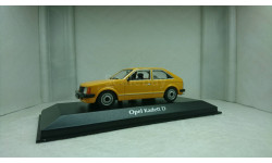 Opel Kadett  D 1979 orange