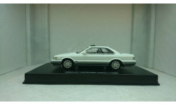 Nissan Leopard Ultima F31 1988 white, масштабная модель, AOSHIMA, scale43