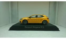Renault  Megane R.S. 2017 Tonic Orange, масштабная модель, Norev, scale43
