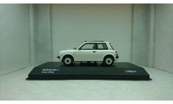 Nissan Be-1 1985 onion white