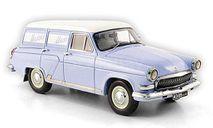 ГАЗ-M22A 'Волга' изотермический фургон НАМИ 1963  NEO44433, масштабная модель, scale43, Neo Scale Models