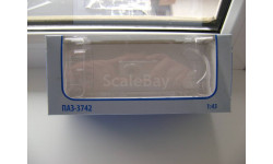Коробка с блистером  СОВА - Паз-3742, боксы, коробки, стеллажи для моделей