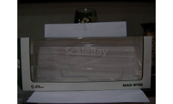 Коробка с блистером Маз-9506-30  АИСТ, боксы, коробки, стеллажи для моделей