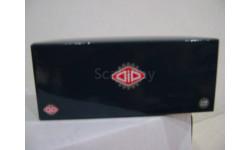 Бокс DIP 309х130з135мм (Газ-51П контейнеровоз), боксы, коробки, стеллажи для моделей, DiP Models