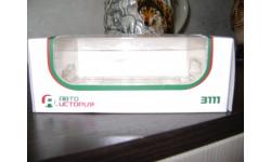Коробка с блистером Газ-3111  АИСТ