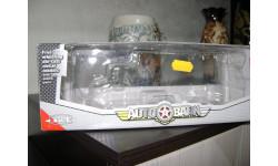 Коробка  с блистером BAUER - Бычок/фургон, боксы, коробки, стеллажи для моделей