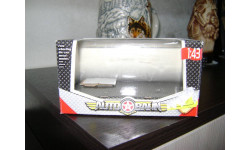Коробка  BAUER - малая, боксы, коробки, стеллажи для моделей