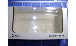 Коробка с блистером ALKA N12CH  АИСТ, боксы, коробки, стеллажи для моделей