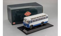 Павловский Автобус тип 652 1960 г., маршрут Сталино - Красноармейск, масштабная модель, ПАЗ, DiP Models, 1:43, 1/43