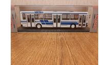 Лиаз 5256 Classicbus, масштабная модель, scale43