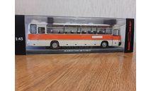 Масштабная модель IKARUS - 250.58 красно-белый, масштабная модель, Classicbus, 1:43, 1/43