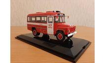 Масштабная модель КАвЗ 3270 Пожарная 01 '17 Киров', масштабная модель, DiP Models, scale43