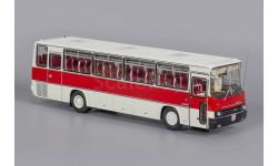 IKARUS 256.51 , бело-бордовый, масштабная модель, Classicbus, 1:43, 1/43