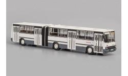 Икарус 280.33 бело-серый, с гос. номерами, масштабная модель, Classicbus, scale43, Ikarus