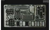 Базовый набор для модели ЗиЛ-131, фототравление, декали, краски, материалы, Петроградъ и S&B, scale43